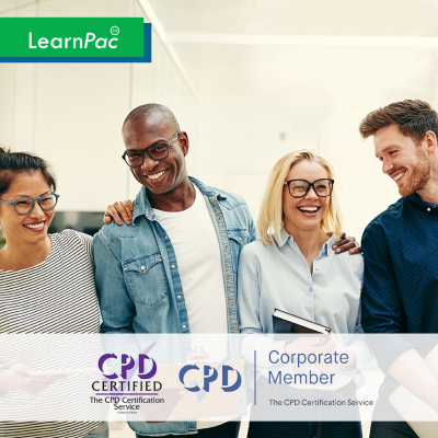 Equality, Diversity and Human Rights - Online Training Course - CPD Accredited - LearnPac Systems UK -