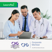 Information Governance and Data Security - Online Training Course - CPD Accredited - LearnPac Systems UK -