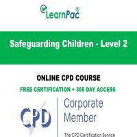 Safeguarding Children - Level 2 - Online CPD Course - LearnPac Online Training Courses UK -