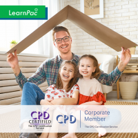 Safeguarding Children - Online Training Course - CPD Accredited - LearnPac Systems UK -