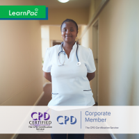 Lone Worker in Health and Care - Online Training Course - CPD Accredited - LearnPac Systems UK -