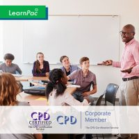 Anaphylaxis Training for Schools – Online Training Course - CPD Accredited - LearnPac Systems UK -