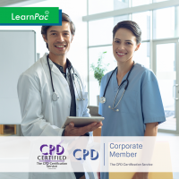 Clinical Governance - Online Training Course - CPD Accredited - LearnPac Systems UK -