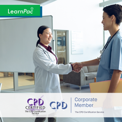 Dignity, Privacy and Respect - Online Training Course - CPD Accredited - LearnPac Systems UK -