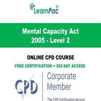 Mental Capacity Act 2005 - Level 2 - LearnPac Online Training Courses UK -