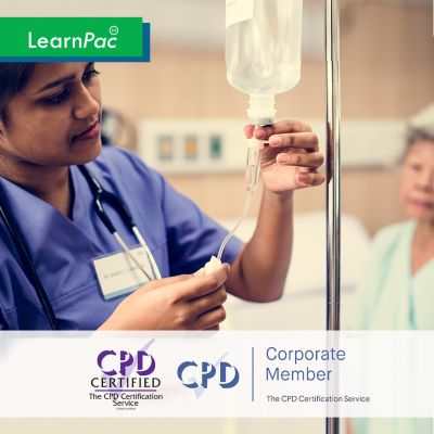 Person-Centred Care - Online Training Course - CPD Accredited - LearnPac Systems UK -