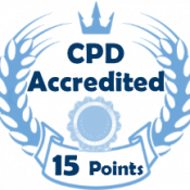CPD accredited internal logo 15 POINTS - The Mandatory Training Group