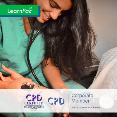 Clinical Observations - Online Training Course - CPD Accredited - LearnPac Systems UK -