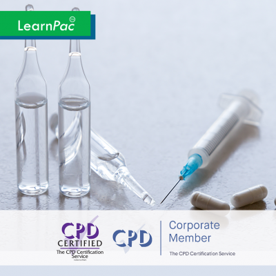 Drug Dosage Calculations - Online Training Course - CPD Accredited - LearnPac Systems UK -
