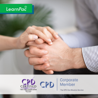 Care Certificate Standard 10 - Online Training Course - CPD Accredited - LearnPac Systems UK -