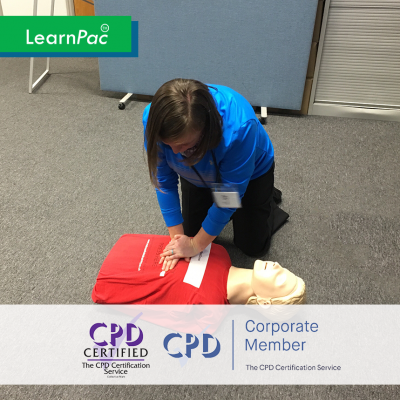 Care Certificate Standard 12 - Online Training Course - CPD Accredited - LearnPac Systems UK -