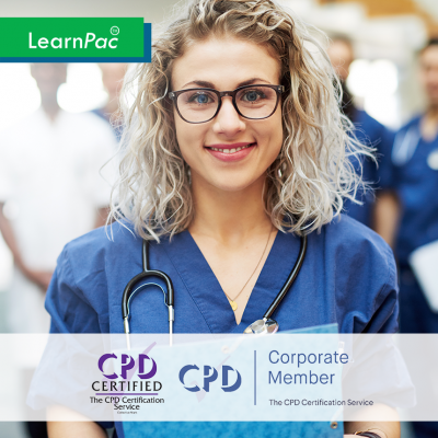 Care Certificate Standard 13 - Online Training Course - CPD Accredited - LearnPac Systems UK -