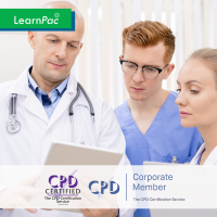 Care Certificate Standard 14 - Online Training Course - CPD Accredited - LearnPac Systems UK -