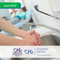 Care Certificate Standard 15 - Online Training Course - CPD Accredited - LearnPac Systems UK -