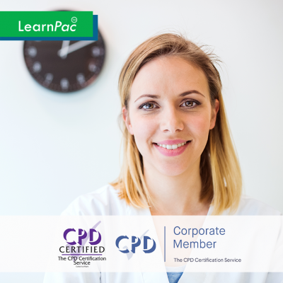 Care Certificate Standard 2 – Your Personal Development - Online Training Course - CPD Accredited - LearnPac Systems UK -