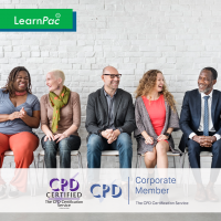 Care Certificate Standard 4 – Equality and Diversity - Online Training Course - CPD Accredited - LearnPac Systems UK -