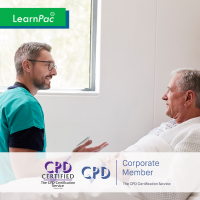 Care Certificate Standard 7 – Privacy and Dignity - Online Training Course - CPD Accredited - LearnPac Systems UK -