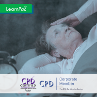 Care Certificate Standard 9 - Online Training Course - CPD Accredited - LearnPac Systems UK -
