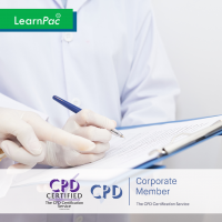 Documentation and Record-Keeping - Online Training Course - CPD Accredited - LearnPac Systems UK -