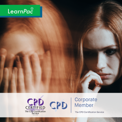 Dual Diagnosis - Online Training Course - CPD Accredited - LearnPac Systems UK -