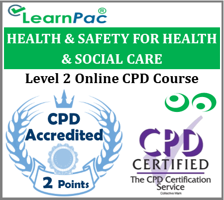 health and safety in a social Health and safety (pre october 2015) this is legally compliant, health and social care specific health and safety training brought to you online.