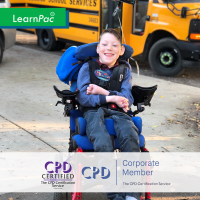 Learning Disability Awareness - Online Training Course - CPD Accredited - LearnPac Systems UK -