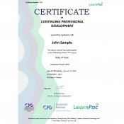 Duty of Care - Online Training Course - CPD Certified - LearnPac Systems UK -