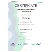Epilepsy Awareness – Level 2 - Online Training Course - CPD Certified - LearnPac Systems UK -