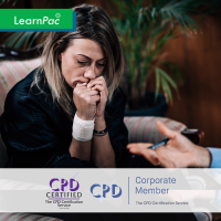 Mental Health Awareness - Online Training Course - CPD Accredited - LearnPac Systems UK -