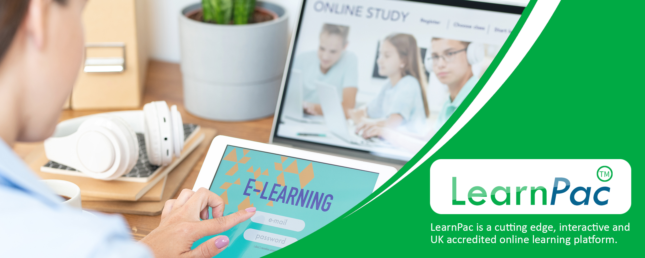 Your Personal Development - Online Learning Courses - E-Learning Courses - LearnPac Systems UK -