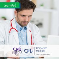 Mandatory Training for Doctors - Online Training Course - CPD Accredited - LearnPac Systems UK -