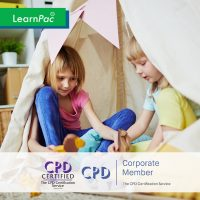 Anaphylaxis Training for Nurseries and Early Years – Online Training Course - CPD Accredited - LearnPac Systems UK -