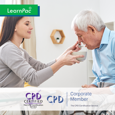 Chaperone for Health and Care - Online Training Course - CPD Accredited - LearnPac Systems UK -