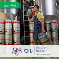 Manual Handling of Objects - Online Training Course - CPD Accredited - LearnPac Systems UK -