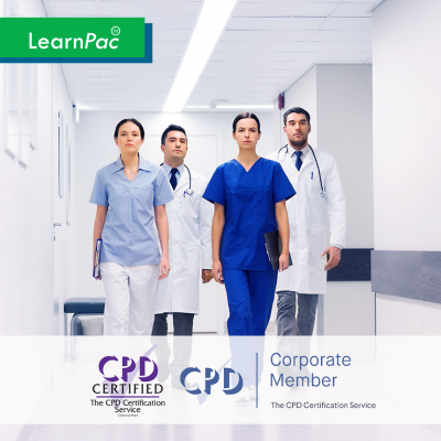 Professional Boundaries in Health and Care - Online Training Course - CPD Accredited - LearnPac Systems UK -