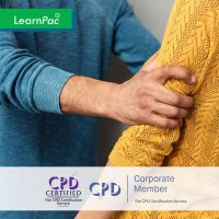 Bullying and Harassment at Work - Online Training Course - CPD Accredited - LearnPac Systems UK -