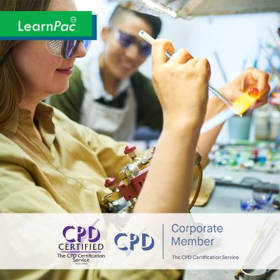 COSHH Training - Online Training Course - CPD Accredited - LearnPac Systems UK -