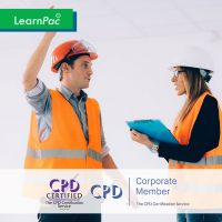 Fire Marshal Training – Level 3 - Online Course - CPDUK Accredited - LearnPac Systems UK -