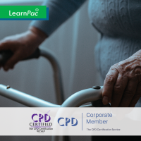 Parkinson's Disease - Online Training Course - CPD Accredited - LearnPac Systems UK -