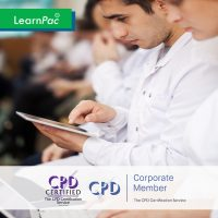 CSTF Aligned Mandatory and Statutory - Online Training Course - CPD Accredited - LearnPac Systems UK -