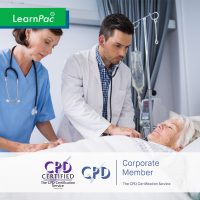 Skills for Care Mandatory Training and Statutory Training Courses - Online Training Course - CPD Accredited - LearnPac Systems UK -