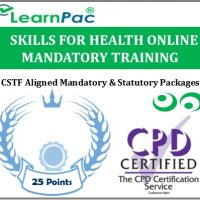 Skills for Health CSTF Aligned Mandatory & Statutory Training Courses - LearnPac Systems UK -