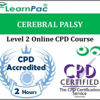 Cerebral Palsy Online Training Course - Level 2 - E-Learning Course - The Mandatory Training Group UK -
