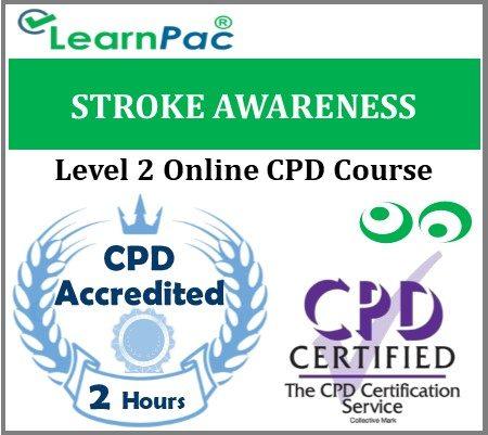 Stroke Awareness & Management - Level 2 - Stroke Awareness Online Training Course - The Mandatory Training Group UK -