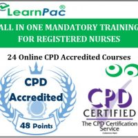 All In One Mandatory Training For Registered Nurses - 48 CPD Accredited Hours -