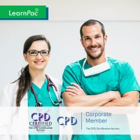 All In One Mandatory Training for Nurses - Online Training Course - CPD Accredited - LearnPac Systems UK -