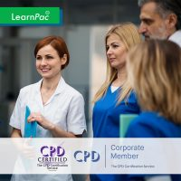 CSTF Aligned Statutory and Mandatory - Online Training Course - CPD Accredited - LearnPac Systems UK -