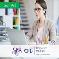 Candidate Mandatory Training Courses - Online Training Course - CPD Accredited - LearnPac Systems UK -