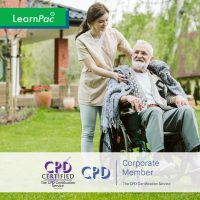 Candidate Mandatory Training - Online Training Course - CPD Accredited - LearnPac Systems UK -