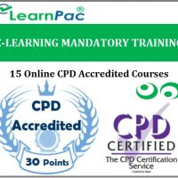 E-Learning Mandatory Training - 15 CSTF Aligned Online CPD Accredited Courses -
